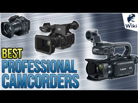 7 Best Professional Camcorders 2018 - UCXAHpX2xDhmjqtA-ANgsGmw