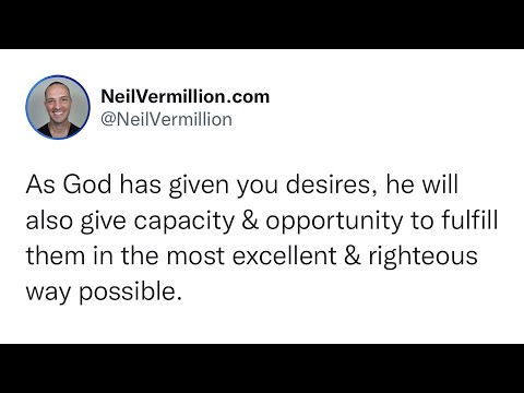 I Govern You Carefully - Daily Prophetic Word