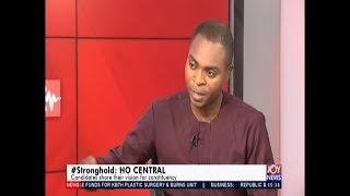 #Stronghold: Ho Central - The Pulse on JoyNews (22-8-19)