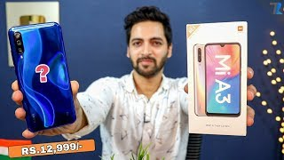 Xiaomi Mi A3 - Unboxing + First Impressions With Camera Samples | Indian Retail Unit !🔥