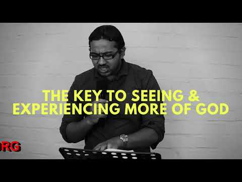 PURITY, THE KEY TO SEEING AND EXPERIENCING MORE OF GOD, Daily Promise and Powerful Prayer
