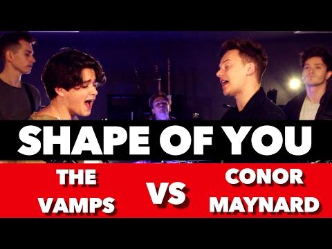 Ed Sheeran - Shape Of You (SING OFF vs. The Vamps) - UCpmD3iT-8TQzRuygIiS9bAw