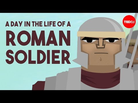A day in the life of a Roman soldier - Robert Garland - UCsooa4yRKGN_zEE8iknghZA