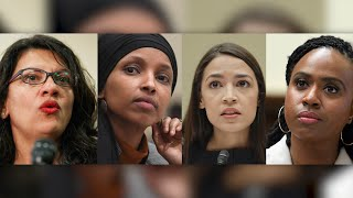 Ocasio-Cortez, Omar, Pressley, and Tlaib address Trump tweets