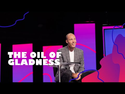 Gateway Church Live  The Oil of Gladness by Pastor Preston Morrison  July 10