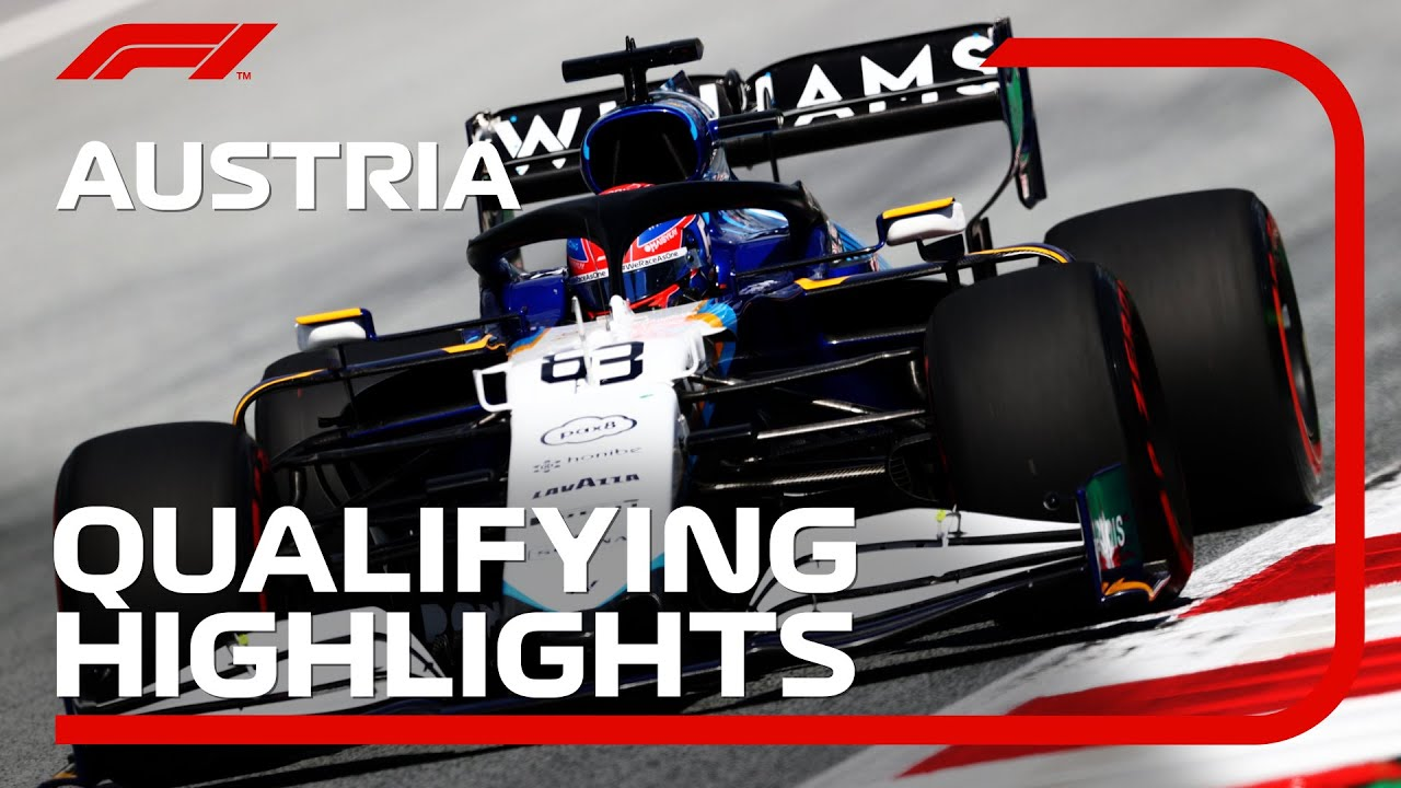 Qualifying Highlights | 2021 Austrian Grand Prix