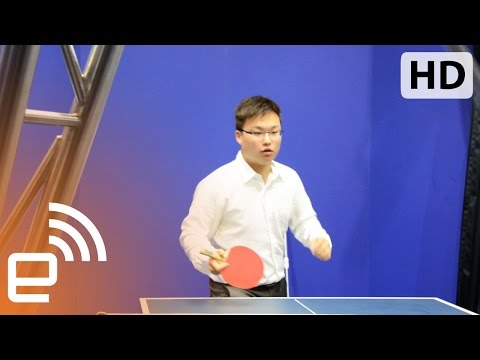 Rematch: playing ping pong with a robot | Engadget - UC-6OW5aJYBFM33zXQlBKPNA