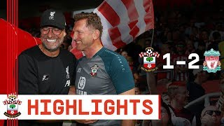 90-SECOND HIGHLIGHTS | Southampton 1-2 Liverpool