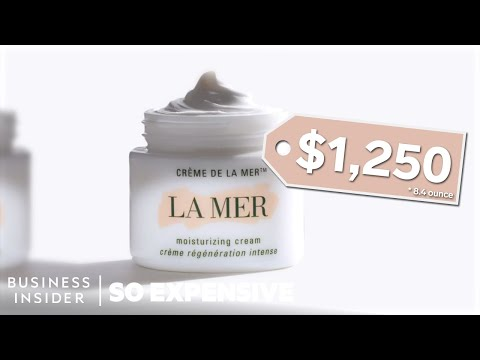 Why Anti-Aging Products Are So Expensive | So Expensive - UCcyq283he07B7_KUX07mmtA