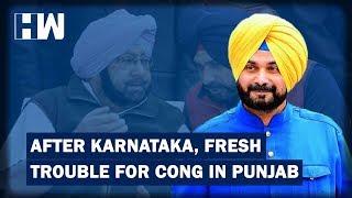 Breaking: Navjot Singh Sidhu resigns from Punjab cabinet
