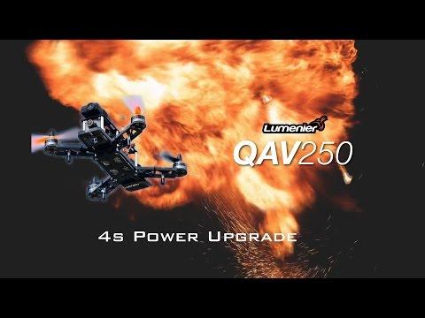 QAV250 unleashed power - UCYt5nfSsnkprJrDE8Q4f4uQ
