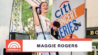 Would Maggie Rogers Collab With Billie Eilish Or The Jonas Brothers? | TODAY