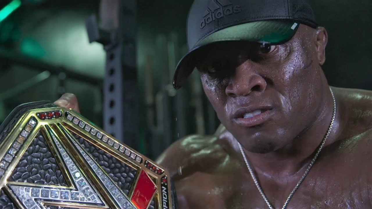 Bobby Lashley's All Mighty WrestleMania workout