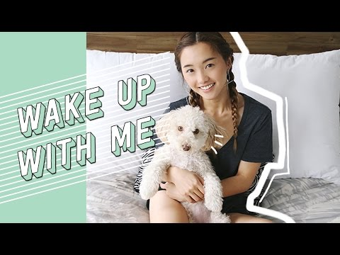 Wake Up With Me | My Morning + Workout Routine - UCgWfS_47YPVbKx5EK4FLm4A