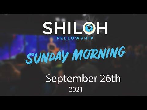 Sunday Service // Shiloh Fellowship 10:30am