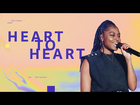 Heart to Heart  Pray First  Jamila Pereira