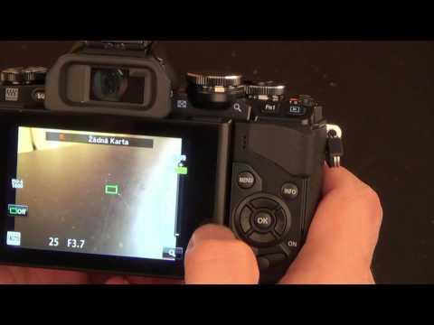 Videorecenze Olympus OM-D E-M10 tělo