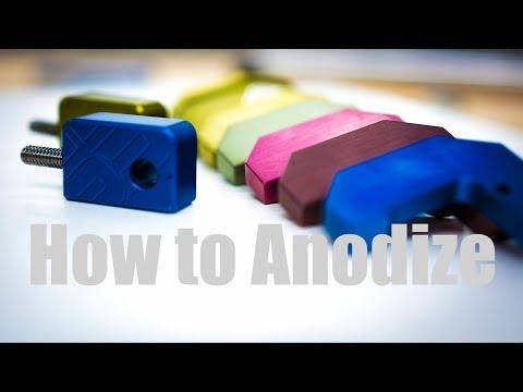 ShopBuilt - How to Anodize Aluminum! - UCZBqq0o54ShN5cSTflT2MnQ