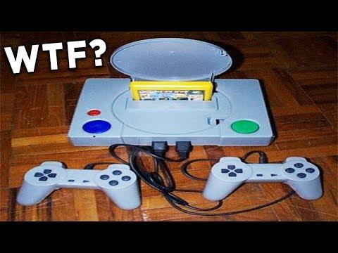 12 WORST Video Game Console Ripoffs Ever! - UCN_u0vG84LUqN8TL_PHGZ5Q