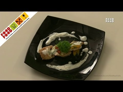 Steamed Chicken With Curd and Mint | Food Food India - Fat To Fit | Healthy Recipes - UCthIcpK06l9bhi9ISgreocw
