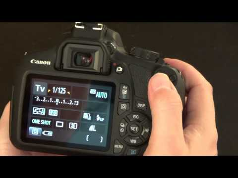Videorecenze Canon EOS 1200D tělo