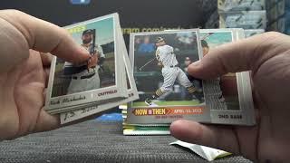 Marc's 2019 Topps Heritage High Number MLB Baseball Box Break