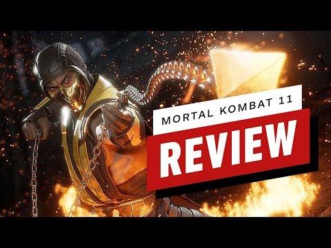 Mortal Kombat 11 Review - UCKy1dAqELo0zrOtPkf0eTMw