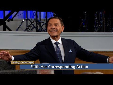 Faith Has Corresponding Action