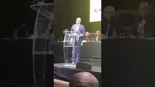 SAFA Congress: Ace Ngcobo speech