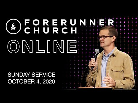 Sunday Service  IHOPKC + Forerunner Church  October 4