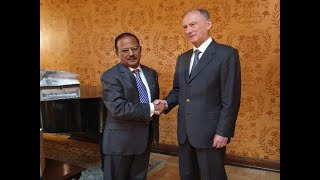 NSA Ajit Doval meets his Russian counterpart Nikolai Patrushev in Moscow