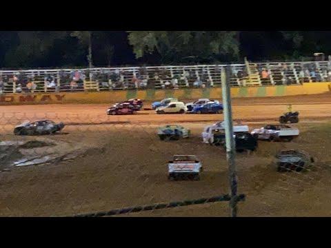 9/19/2020 Young Guns Harris Speedway - dirt track racing video image