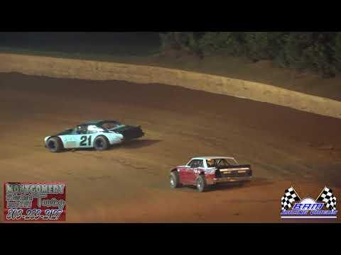 Vintage Feature - Lancaster Motor Speedway 5/8/21 - dirt track racing video image