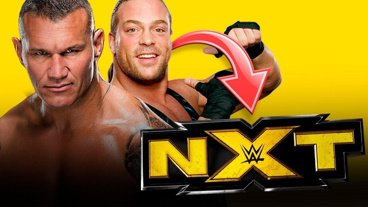 5 Luchadores que aparecieron 1 VEZ en NXT