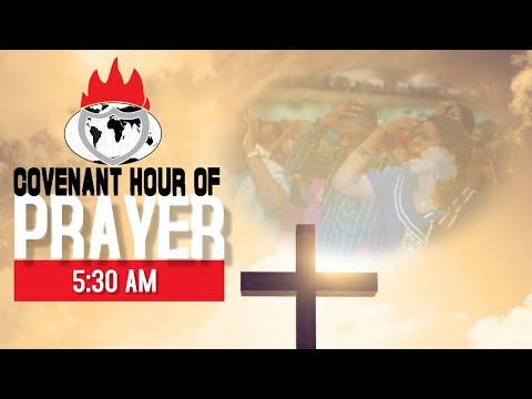 COVENANT HOUR OF PRAYER  25, SEPT  2021 FAITH TABERNACLE