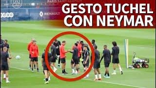 ¿Puede ser el final del culebrón? El gesto de Tuchel con Neymar   Diario AS