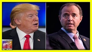 Pencil Neck Schiff Proposes NEW PLAN To Boot Trump Out Of Office