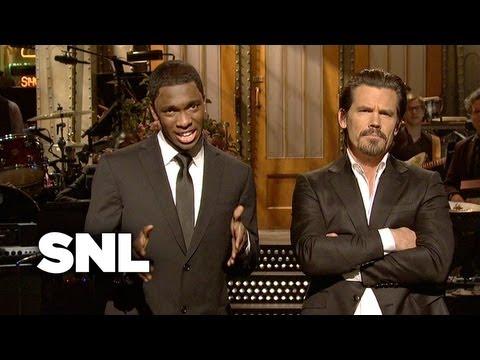 Josh Brolin Monologue: Men in Black 3 at Saturday Night Live