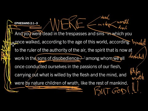Ephesians 2:13 // Part 10 // What (and When) Is the Wrath of God?