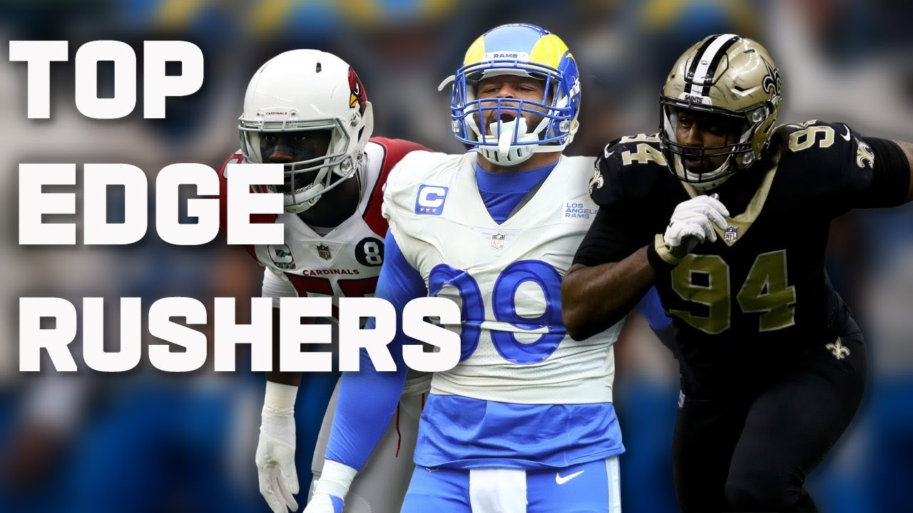Top 3 Edge Rushers '21