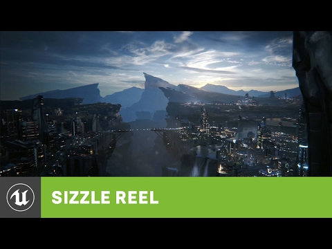 UE4 Features Trailer 2014 | Unreal Engine - UCBobmJyzsJ6Ll7UbfhI4iwQ