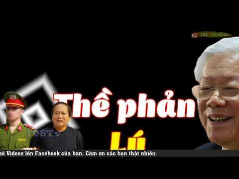 Trương Minh Tuấn có nguy cơ bị Nguyễn Phú Trọng tru.y t.ố án h.ình sự?