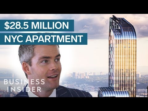 Why This NYC Apartment Costs $28.5 Million - UCcyq283he07B7_KUX07mmtA