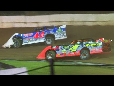 Super Late Model Feature | Freedom Motorsports Park | 9-10-21 - dirt track racing video image