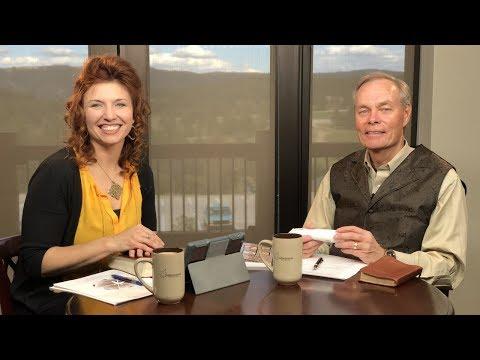 Andrew's Live Bible Study - The Love of God - Carrie Pickett - September 10, 2019