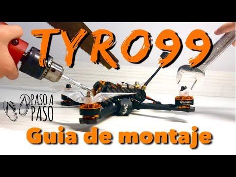 TYRO99: montaje paso a paso y configuración Betaflight - UCMf2ohoBrB1pgErsMa21SKg