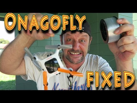 Repair: OnagoFly The Smart Nano Drone - FIXED!!! (09.11.2016) - UC18kdQSMwpr81ZYR-QRNiDg