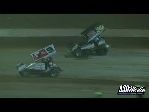 Sprintcars: ECL Series R03 - B-Main - Archerfield Speedway - 28.11.2020 - dirt track racing video image