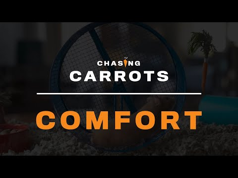 Chasing Whats Comfortable - Chasing Carrots Part 5 with Pastor Chris Beall