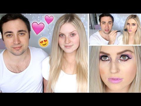 Boyfriend Does My Makeup ♡ Shaaanxo & MooshMooshVlogs - UCMpOz2KEfkSdd5JeIJh_fxw